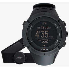 Suunto Ambit3 Peak HR GPS Outdoor Watch Black